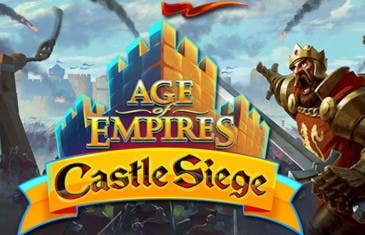 Ya podemos descargar Age of Empires: Castle Siege en Android