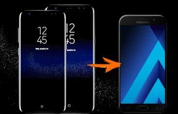 Descarga las aplicaciones y temas del Samsung Galaxy S8