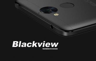 Blackview P2 Lite, un teléfono redondo y económico