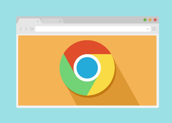 gestor de descargas en Google Chrome