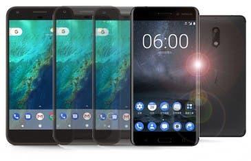 Convierte cualquier teléfono en un Google Pixel