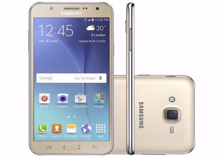 Trucos del Samsung Galaxy J7