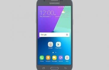 Ya conocemos las especificaciones del Samsung Galaxy J3 2017