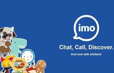 IMO, la mejor aplicación para videollamadas y mensajería
