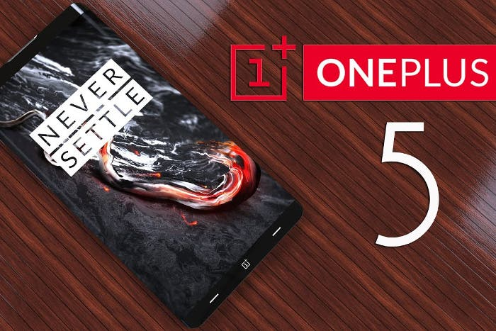fundas del OnePlus 5