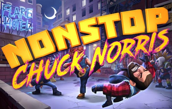 videojuego de Chuck Norris
