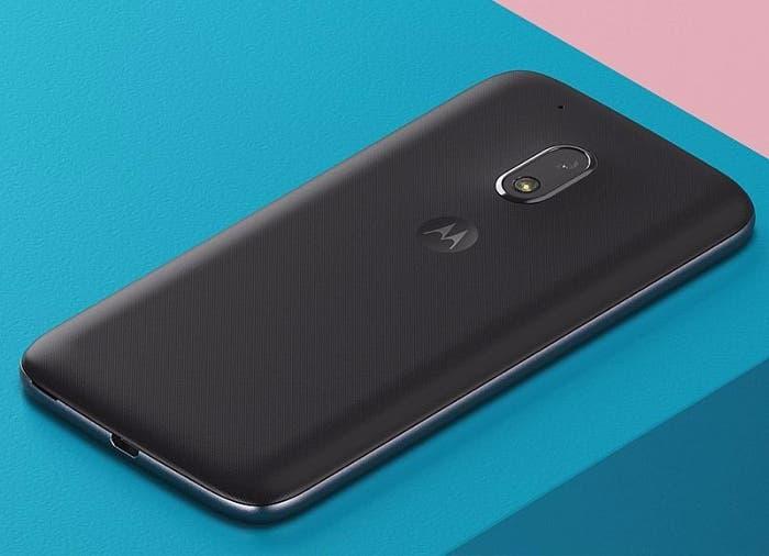 Moto G4 Play verá Android 7
