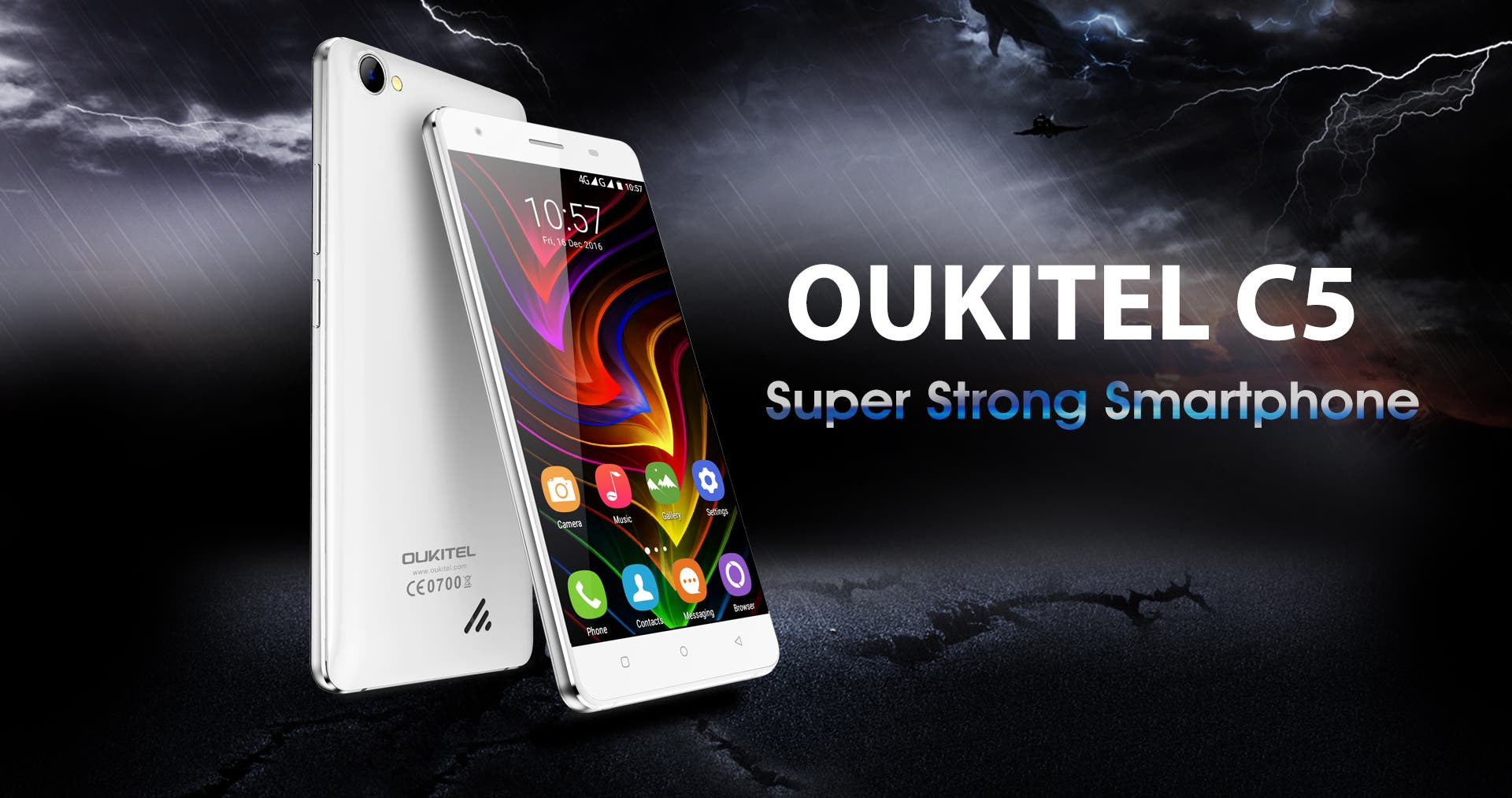 oukitelc5