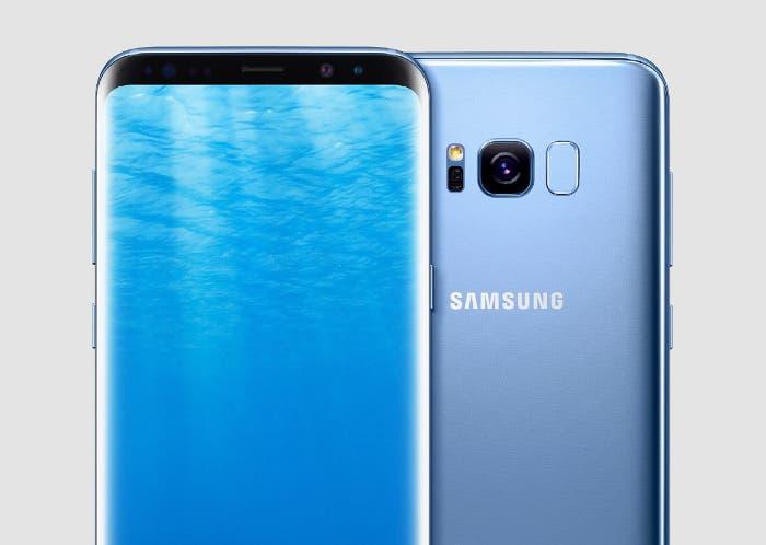 Reparar el Samsung™ Galaxy™ S8