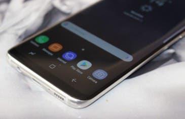 Cómo cambiar los botones táctiles del Samsung Galaxy S8