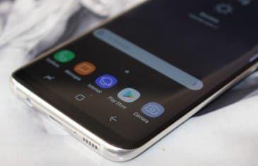 Samsung ya ha liberado la actualización para la pantalla roja del Galaxy S8