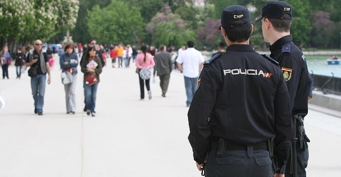 Whatsapp de la policía