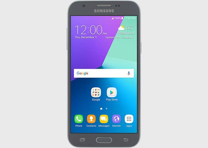 Se confirman las características del Samsung Galaxy J3 2017