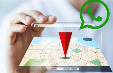 Compartir tu ubicación con WhatsApp en tiempo real está muy cerca