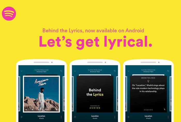 novedades de Spotify