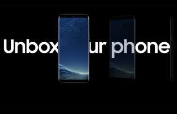 Test de resistencia del Samsung Galaxy S8, casi la perfección