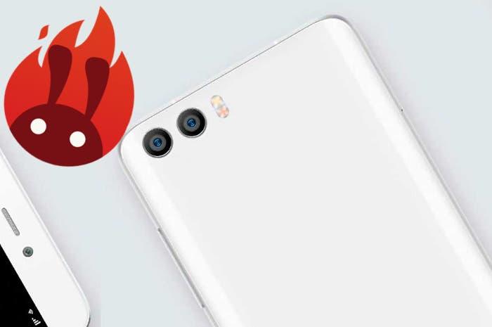 potencia del Xiaomi Mi6