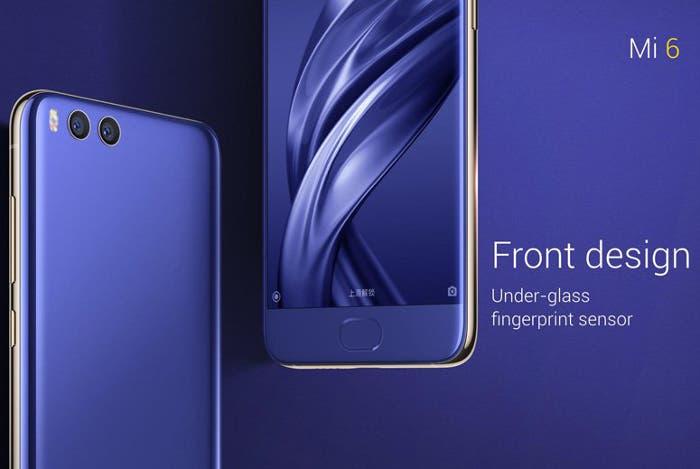 fotos formadas con el Xiaomi™ Mi6