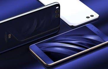 Nuevos colores del Xiaomi Mi6 se pondrán pronto a la venta