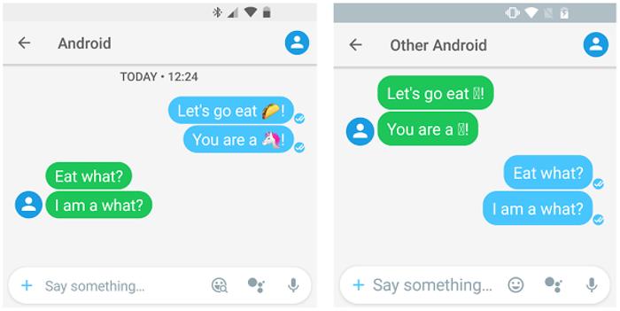 capturas de pantalla emojis
