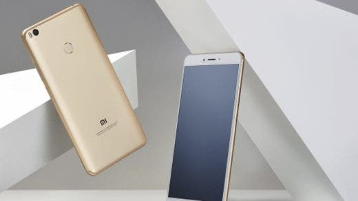 Precio y características oficiales del Xiaomi Mi MAX 2