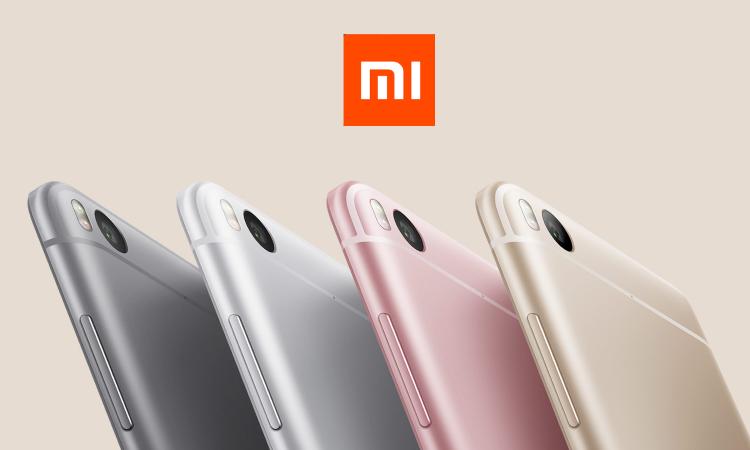 Teléfonos de Xiaomi
