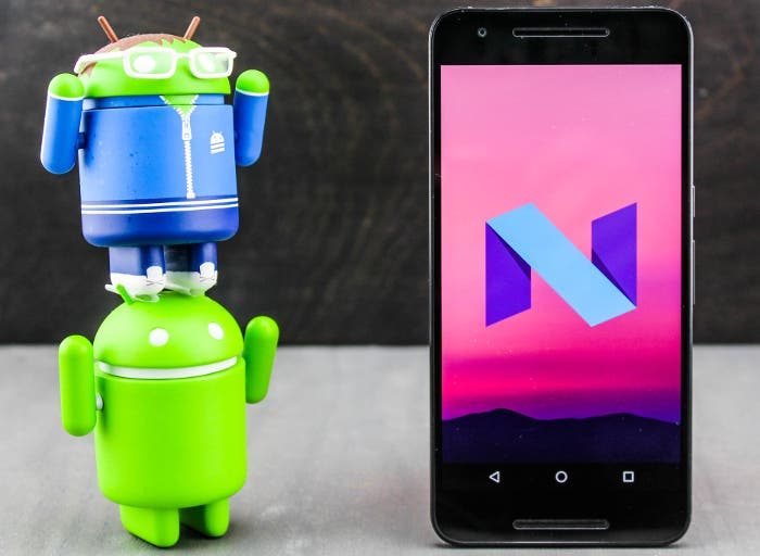 cuota de Android 7
