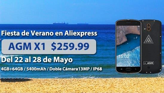 AGM X1 Aliexpress