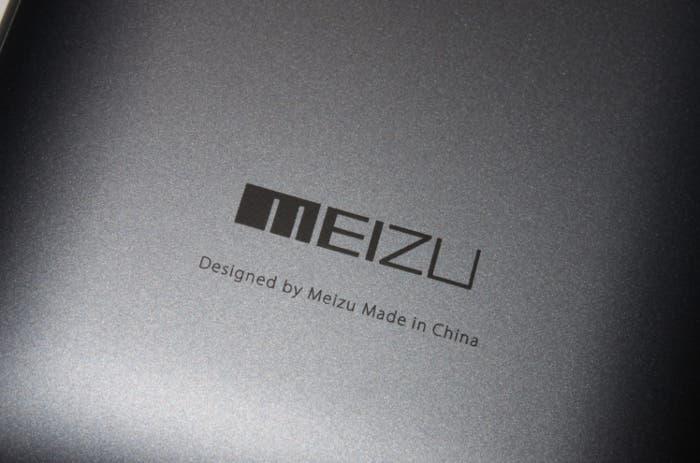 logo meizu gris