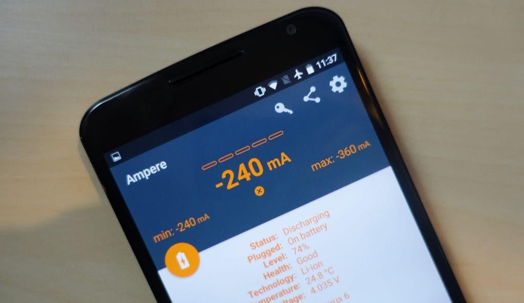smartphone carga mas lento