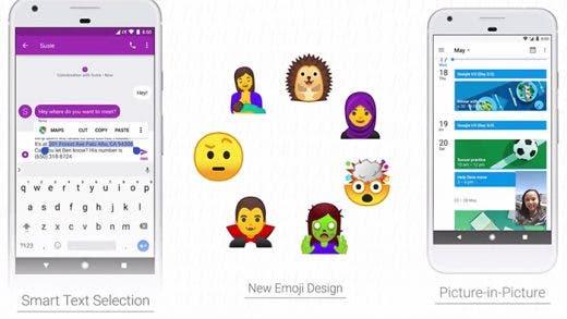 Estas son las novedades de Android O