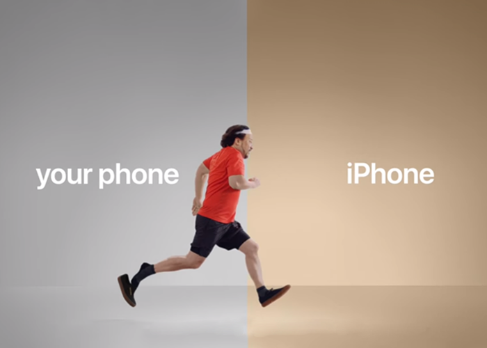 Campaña Android vs Apple