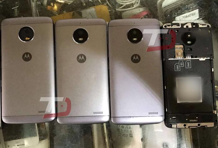 fotos del Moto E4