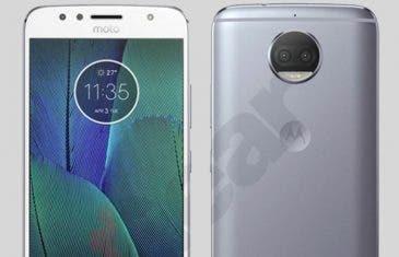 El diseño del Motorola Moto G5S aparece en una imagen real