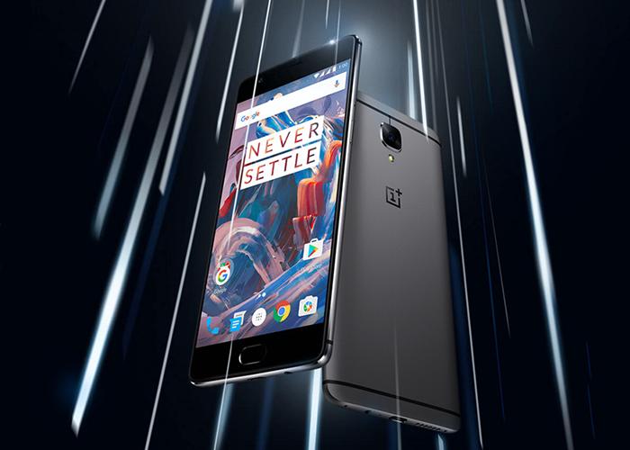 Imagen oficial OnePlus 3