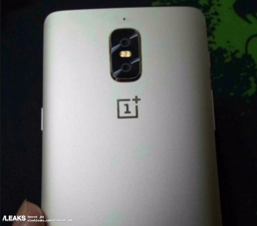 oneplus cinco doble cámara