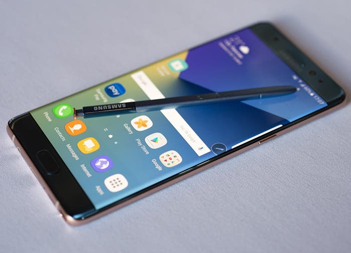 Samsung Galaxy Note 7 reacondicionado