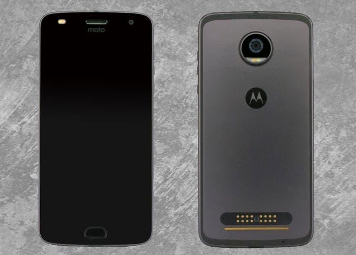 65e435be92a Se filtran el rendimiento y características del Motorola Moto Z2 Play