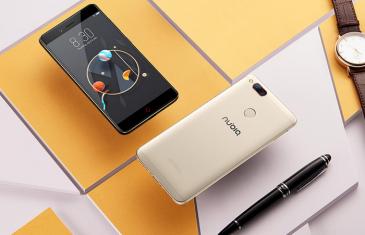 El nuevo ZTE Nubia Z17 busca competir con el Smasung Galaxy S8