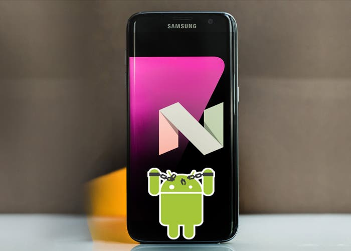 android 7 samsung galaxy s7