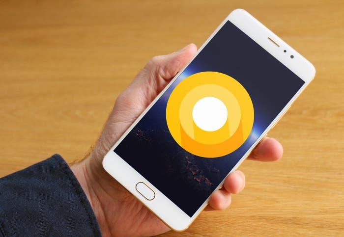 móvil con android u