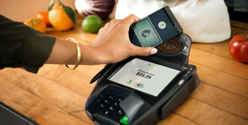 usar android pay para pagar