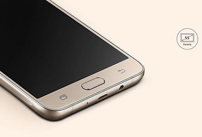 Galaxy j7 2016 sensor de huellas