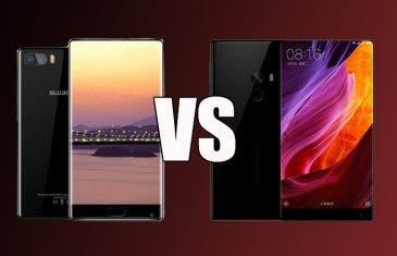 BLUBOO S1, el teléfono que competirá directamente con el Xiaomi Mi Mix