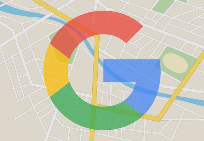 modificar los mapas de Google Maps