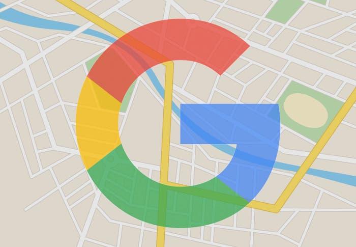 modificar los mapas de Google Maps