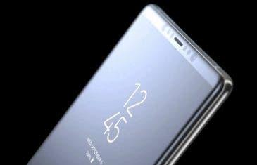 El diseño del Samsung Galaxy Note 8 aparece en una imagen muy real