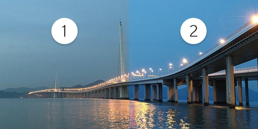 foto puente oneplus 5