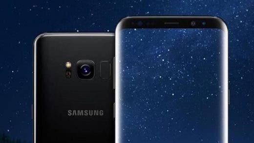 Selección de fondos de pantalla del Samsung Galaxy S8, LG G6, Huawei P10 y OnePlus 3T