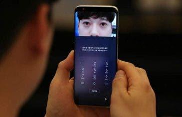 El escáner de iris del Samsung Galaxy S8 se actualizará con más seguridad